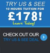 cheap driving lessons Blackpool | Special Offer 10 Lessons £178